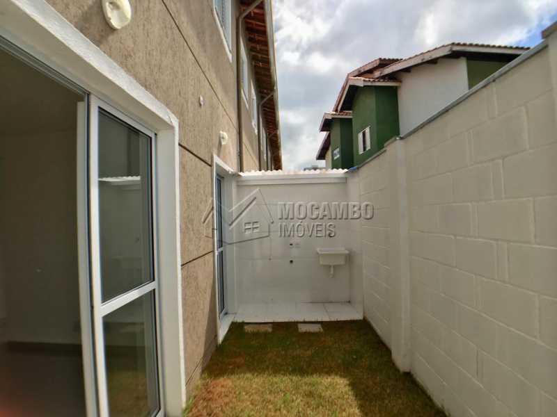 Quintal - Casa em Condominio Itatiba,Loteamento Rei de Ouro,SP À Venda,3 Quartos,82m² - FCCN30389 - 7