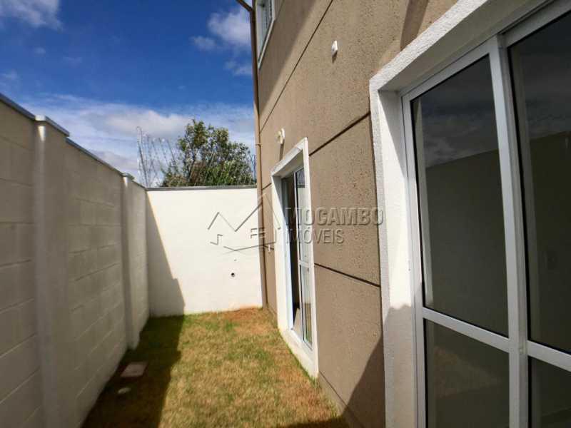 Quintal - Casa em Condominio Itatiba,Loteamento Rei de Ouro,SP À Venda,3 Quartos,82m² - FCCN30389 - 8