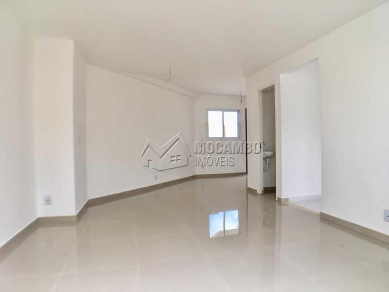 Salas - Casa em Condominio Itatiba,Loteamento Rei de Ouro,SP À Venda,3 Quartos,82m² - FCCN30389 - 1