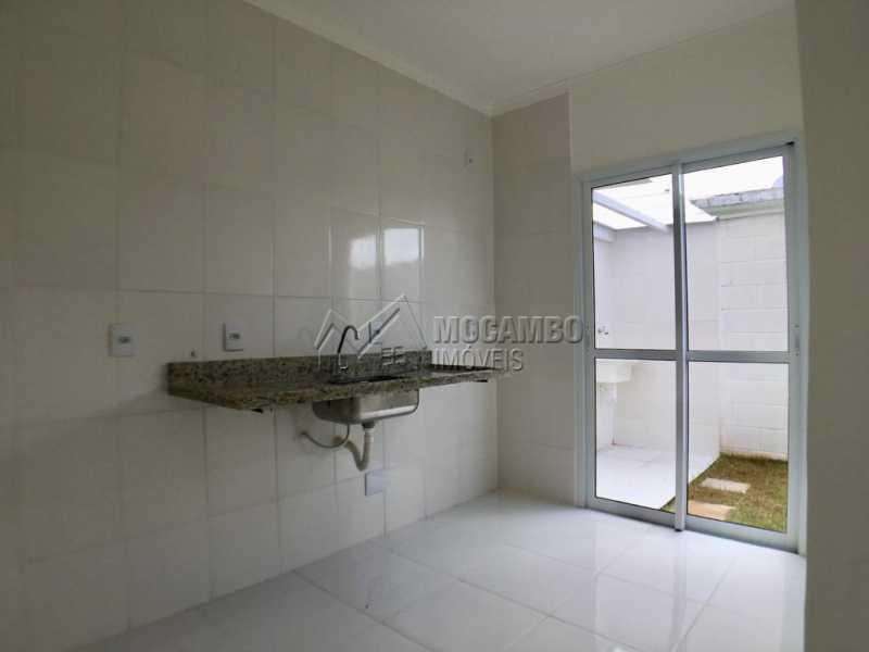 Cozinha - Casa em Condominio Itatiba,Loteamento Rei de Ouro,SP À Venda,3 Quartos,82m² - FCCN30389 - 5