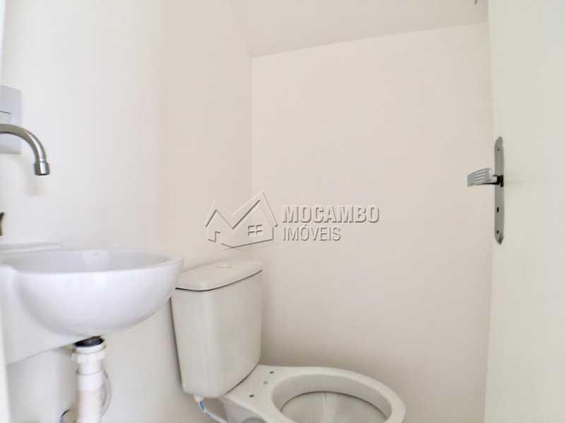 Lavabo - Casa em Condominio Itatiba,Loteamento Rei de Ouro,SP À Venda,3 Quartos,82m² - FCCN30389 - 6
