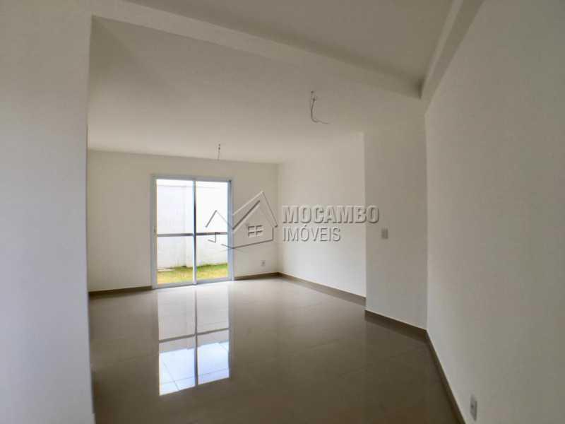 Salas - Casa em Condominio Itatiba,Loteamento Rei de Ouro,SP À Venda,3 Quartos,82m² - FCCN30389 - 4