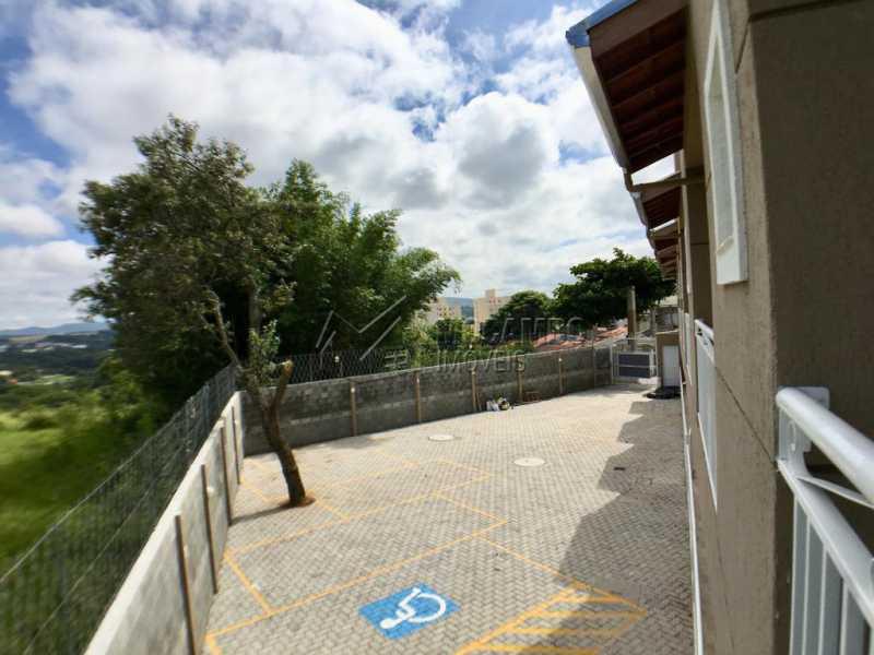 Garagen - Casa em Condominio Itatiba,Loteamento Rei de Ouro,SP À Venda,3 Quartos,82m² - FCCN30389 - 22