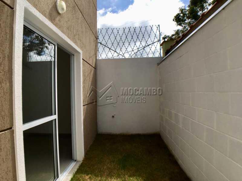 Quintal - Casa em Condominio À Venda - Itatiba - SP - Loteamento Rei de Ouro - FCCN30390 - 6