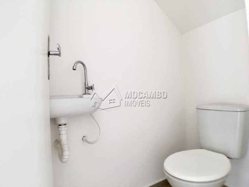 Lavabo - Casa em Condominio À Venda - Itatiba - SP - Loteamento Rei de Ouro - FCCN30391 - 5