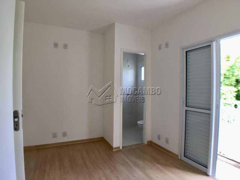 Suíte - Casa em Condominio À Venda - Itatiba - SP - Loteamento Rei de Ouro - FCCN30392 - 11