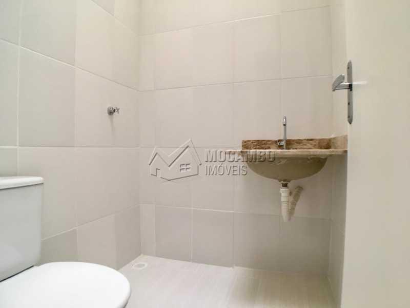 Banheiro social - Casa em Condominio À Venda - Itatiba - SP - Loteamento Rei de Ouro - FCCN30393 - 10