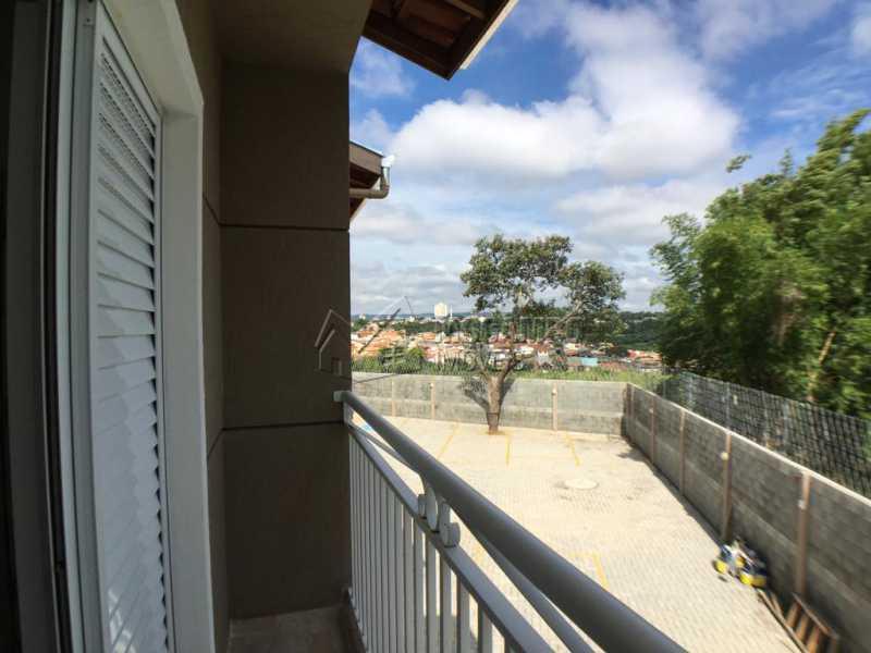 Varanda - Casa em Condominio À Venda - Itatiba - SP - Loteamento Rei de Ouro - FCCN30393 - 15