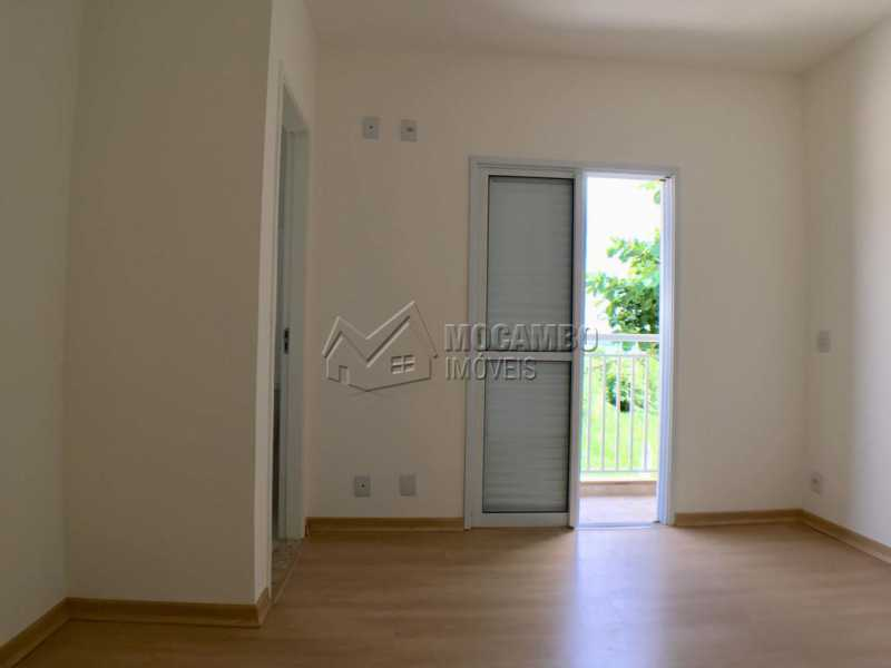 Banheiro suíte - Casa em Condominio À Venda - Itatiba - SP - Loteamento Rei de Ouro - FCCN30393 - 12