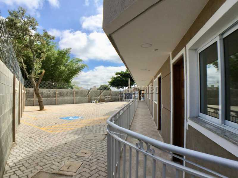 Área externa - Casa em Condominio À Venda - Itatiba - SP - Loteamento Rei de Ouro - FCCN30393 - 17