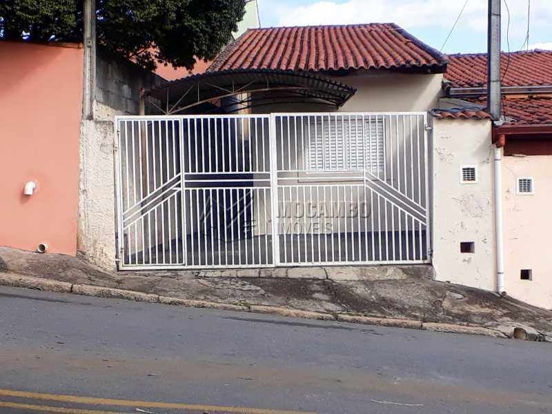 Fachada - Casa 2 quartos à venda Itatiba,SP - R$ 250.000 - FCCA21166 - 1