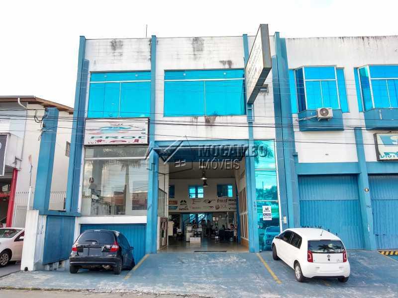 Fachada - Sala Comercial Para Alugar - Itatiba - SP - Jardim Galetto - FCSL00187 - 1