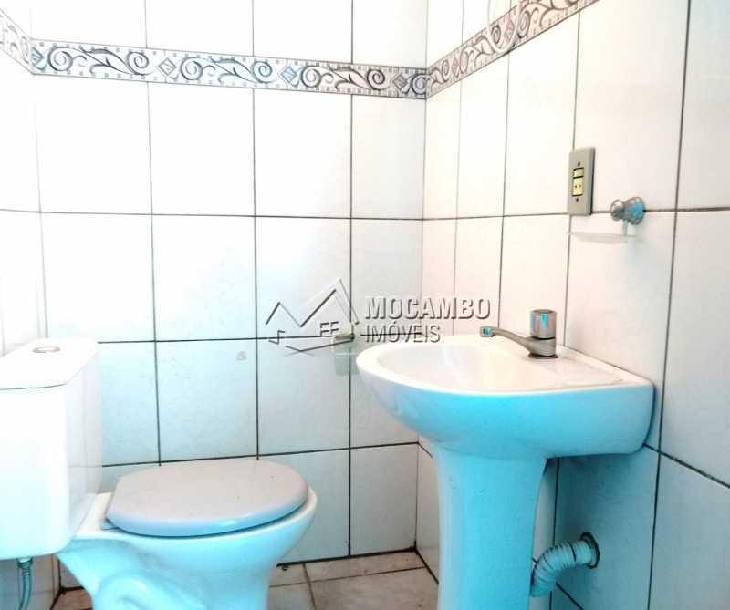 Banheiro - Sala Comercial Para Alugar - Itatiba - SP - Jardim Galetto - FCSL00190 - 5