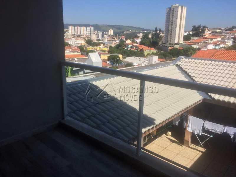 Varanda e vista - Casa 3 quartos à venda Itatiba,SP - R$ 350.000 - FCCA31194 - 7