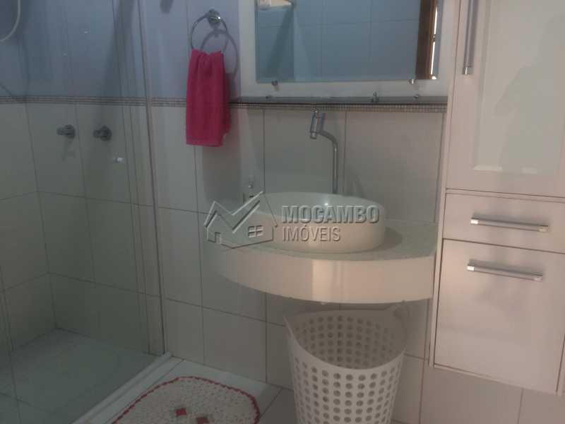 Banheiro social - Casa 3 quartos à venda Itatiba,SP - R$ 350.000 - FCCA31194 - 22