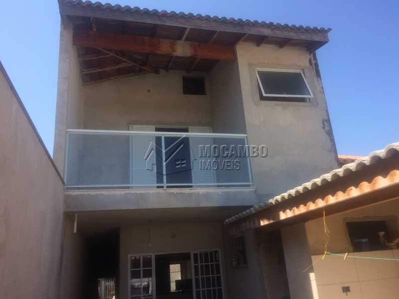Fachada dos fundos - Casa 3 quartos à venda Itatiba,SP - R$ 350.000 - FCCA31194 - 3
