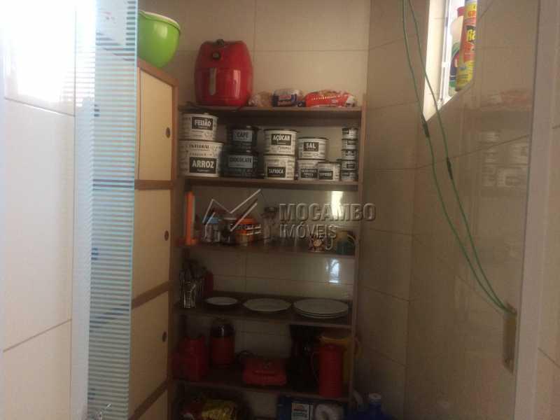 Despensa - Casa 3 quartos à venda Itatiba,SP - R$ 350.000 - FCCA31194 - 18