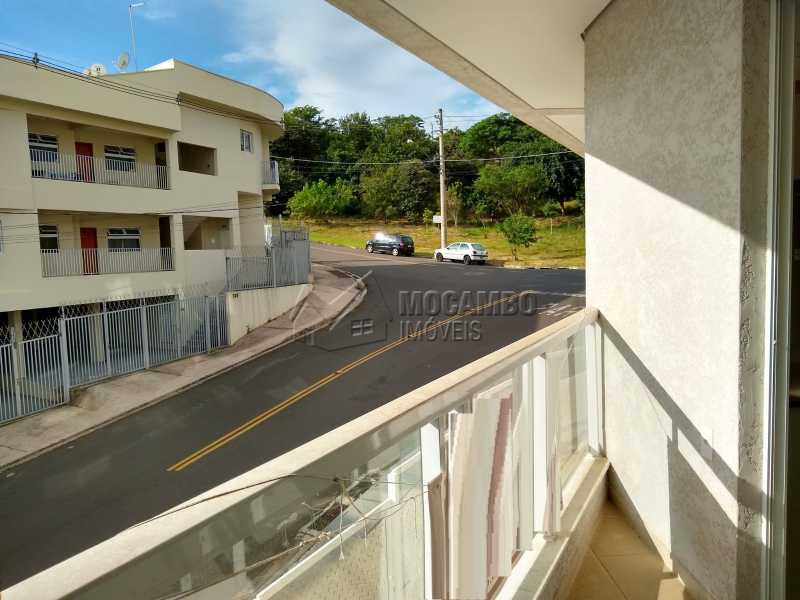 Fachada - Apartamento Para Alugar - Itatiba - SP - Loteamento Morrão Da Força - FCAP10073 - 3