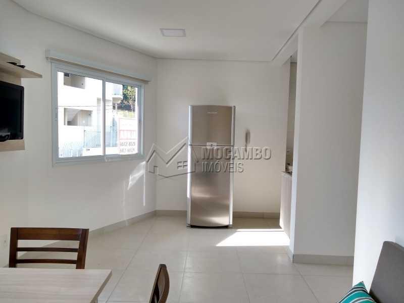 Sala - Apartamento Para Alugar - Itatiba - SP - Loteamento Morrão Da Força - FCAP10073 - 4