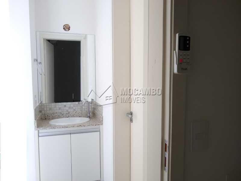 Lavabo - Apartamento Para Alugar - Itatiba - SP - Loteamento Morrão Da Força - FCAP10073 - 7
