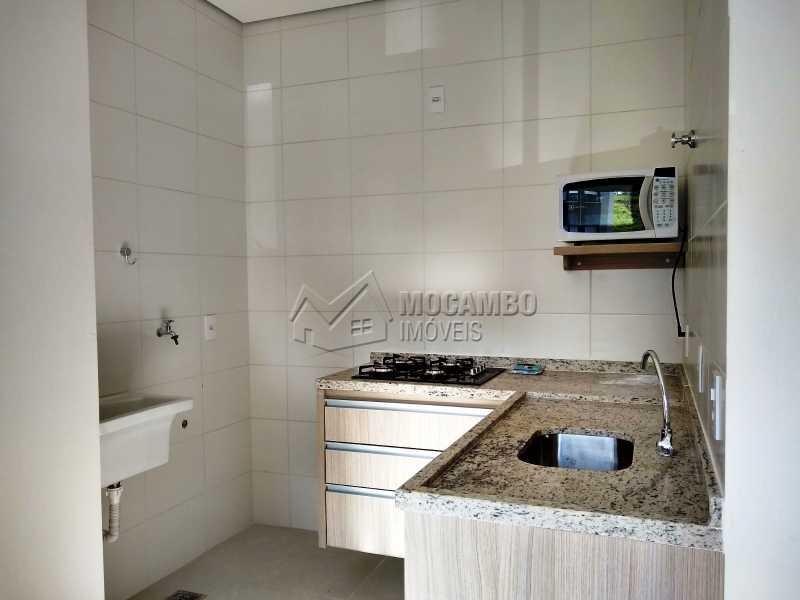 Cozinha - Apartamento Para Alugar - Itatiba - SP - Loteamento Morrão Da Força - FCAP10073 - 6