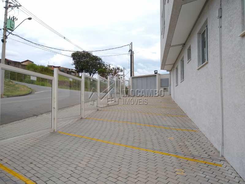 Garagem - Apartamento Para Alugar - Itatiba - SP - Loteamento Morrão Da Força - FCAP10073 - 9
