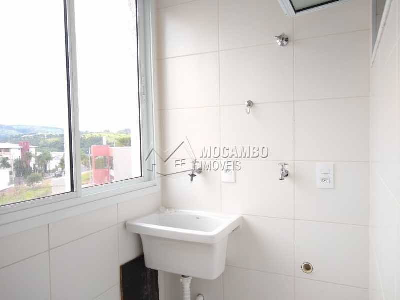 Lavanderia - Apartamento 1 quarto para alugar Itatiba,SP - R$ 1.400 - FCAP10074 - 9