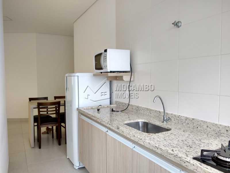 Cozinha - Apartamento 1 quarto para alugar Itatiba,SP - R$ 1.400 - FCAP10074 - 1