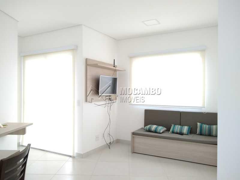 Sala - Apartamento 1 quarto para alugar Itatiba,SP - R$ 1.400 - FCAP10074 - 5