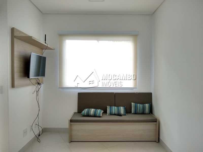 Sala - Apartamento 1 quarto para alugar Itatiba,SP - R$ 1.400 - FCAP10074 - 4