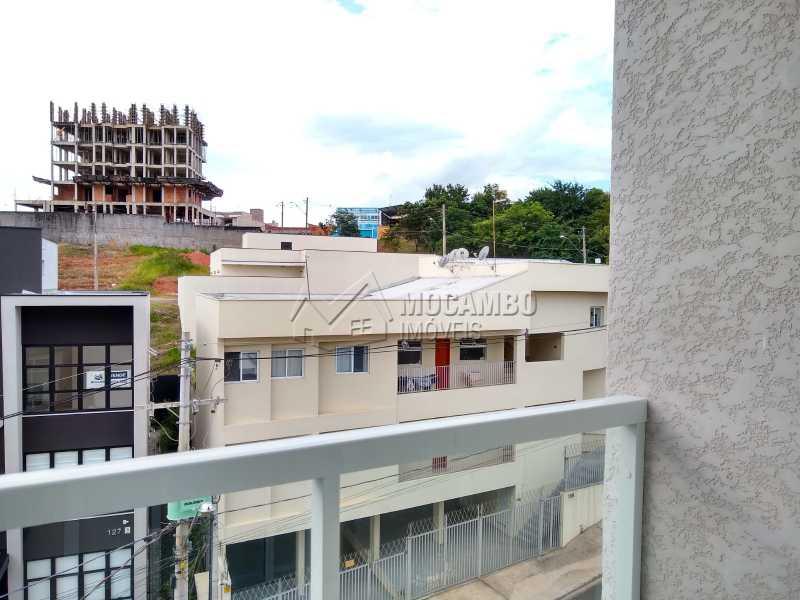 Varanda - Apartamento 1 quarto para alugar Itatiba,SP - R$ 1.400 - FCAP10074 - 6