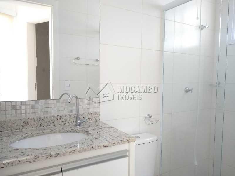 Banheiro - Apartamento 1 quarto para alugar Itatiba,SP - R$ 1.400 - FCAP10074 - 8