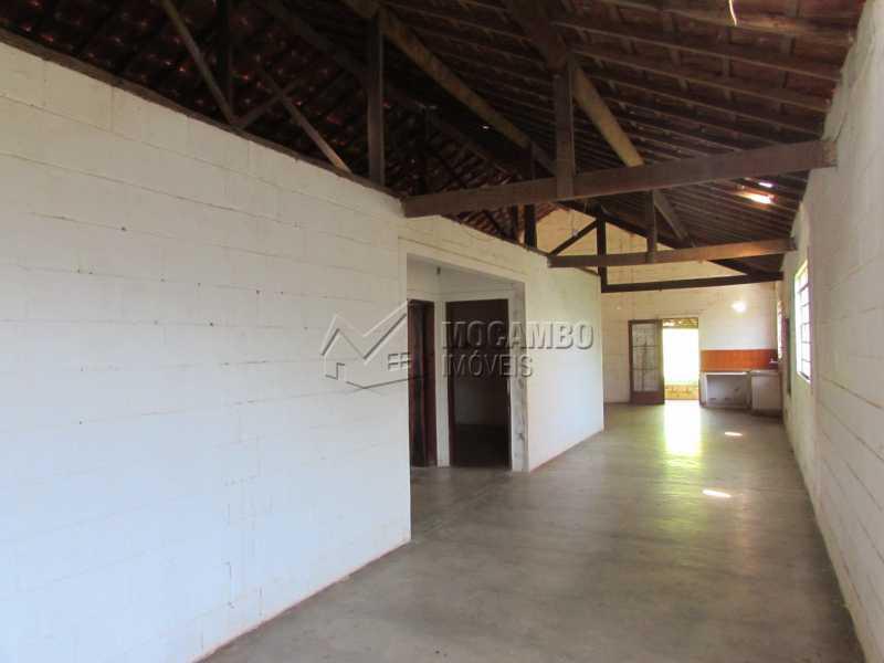 Interior casa - Chácara 3900m² À Venda Itatiba,SP - R$ 580.000 - FCCH20062 - 13