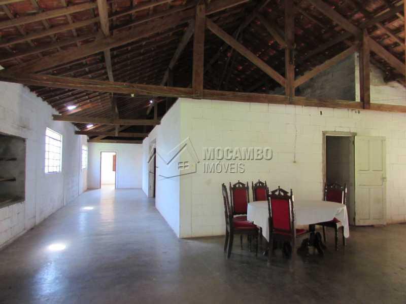 Interior casa - Chácara 3900m² À Venda Itatiba,SP - R$ 580.000 - FCCH20062 - 12