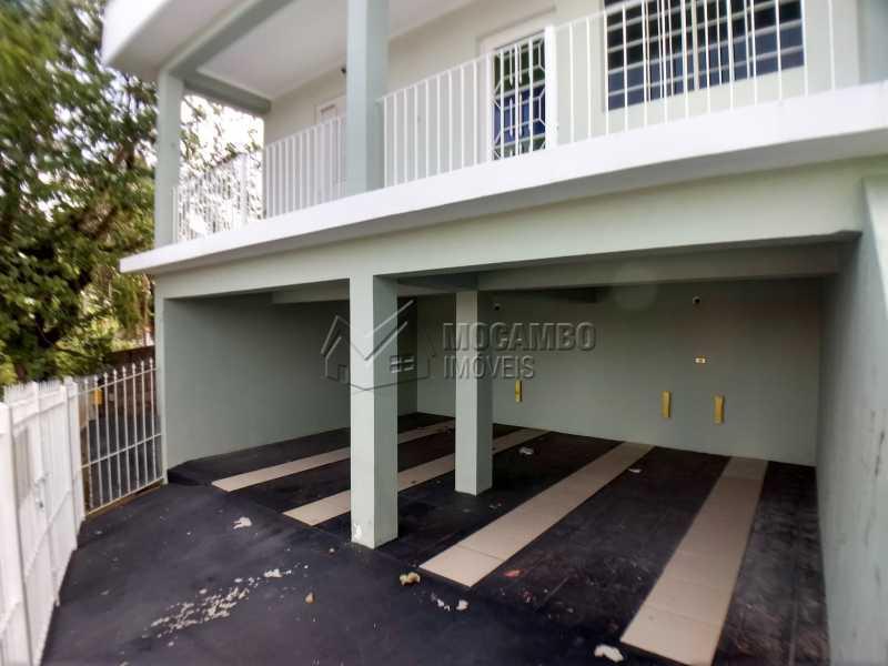 Fachada - Casa 3 quartos para alugar Itatiba,SP - R$ 1.350 - FCCA31200 - 3