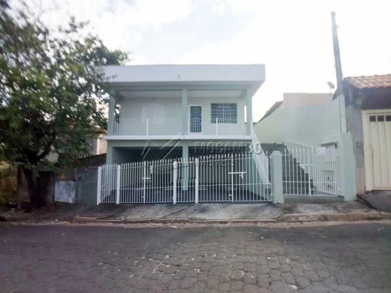 Fachada - Casa 3 quartos para alugar Itatiba,SP - R$ 1.350 - FCCA31200 - 1
