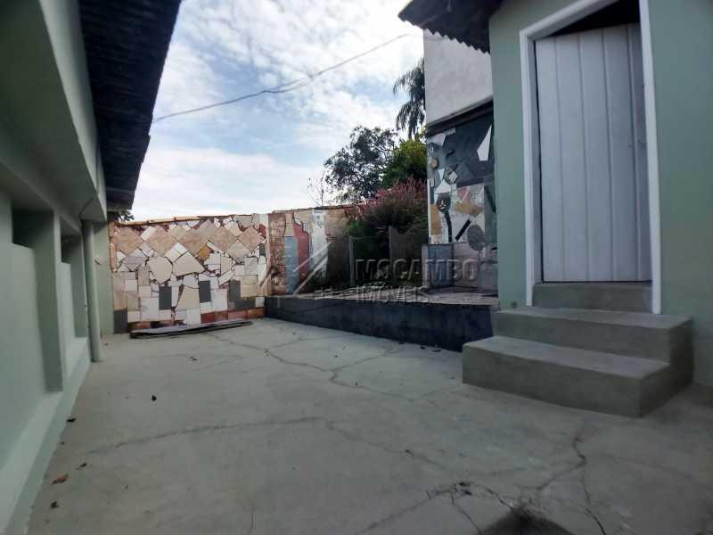 Quintal - Casa 3 quartos para alugar Itatiba,SP - R$ 1.350 - FCCA31200 - 13