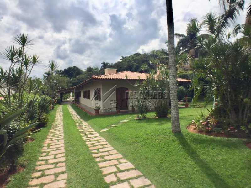 Entrada - Casa em Condomínio 4 Quartos À Venda Itatiba,SP - R$ 950.000 - FCCN40130 - 31