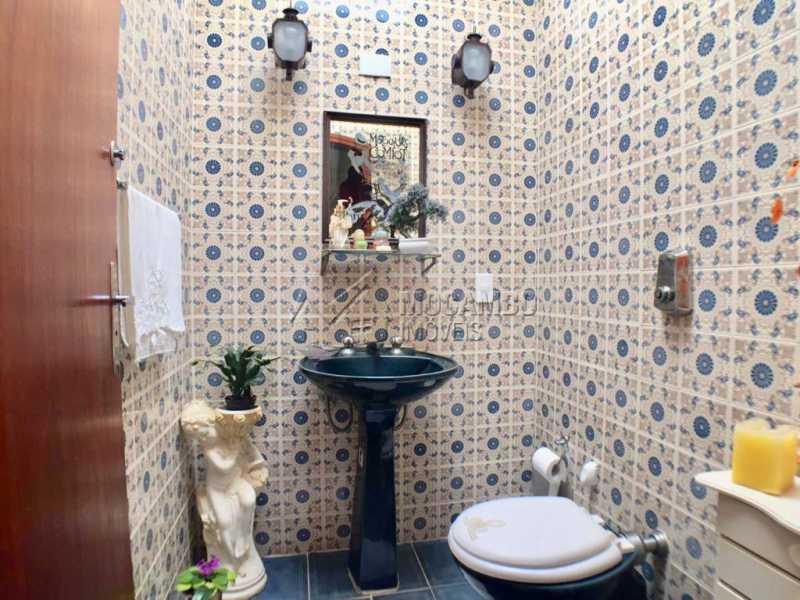 Banheiro social - Casa em Condomínio 4 Quartos À Venda Itatiba,SP - R$ 950.000 - FCCN40130 - 6