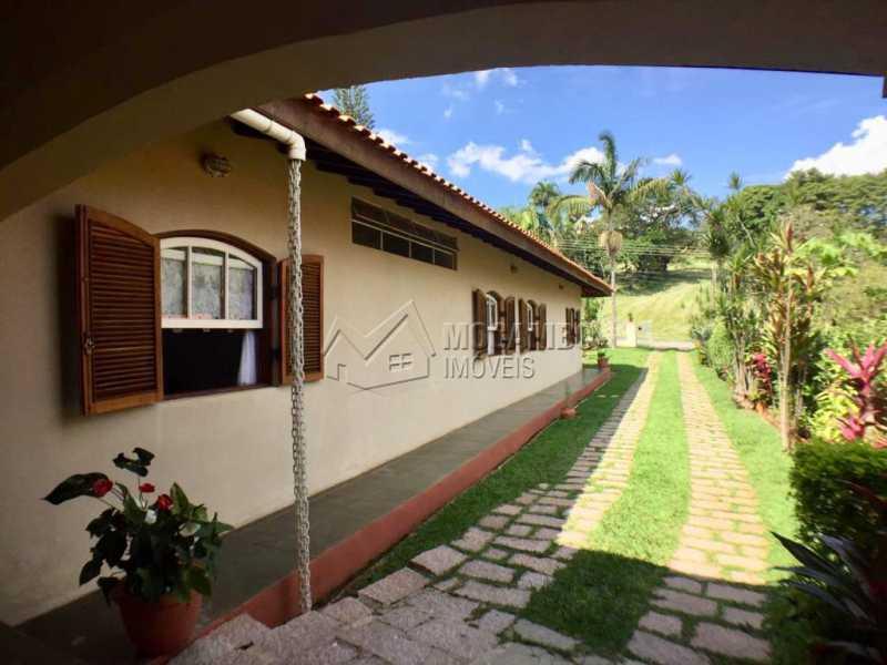 Lateral - Casa em Condomínio 4 Quartos À Venda Itatiba,SP - R$ 950.000 - FCCN40130 - 7