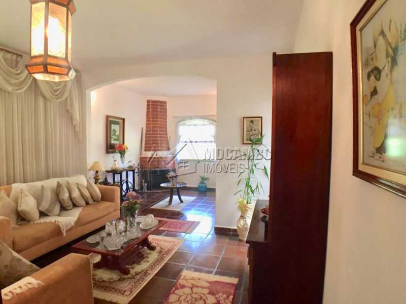 Sala - Casa em Condominio À Venda - Itatiba - SP - Ville Chamonix - FCCN40130 - 8