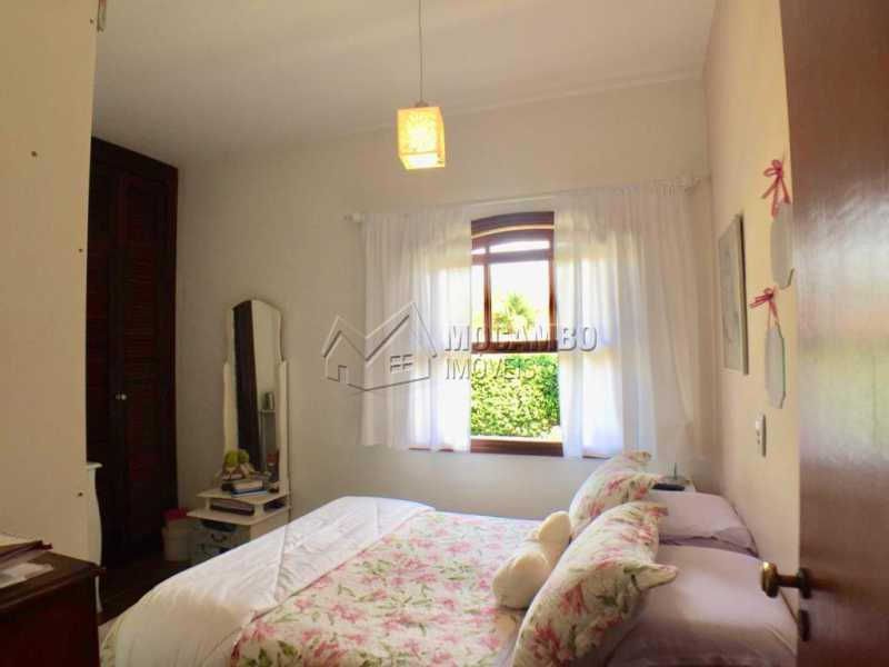 Dormitório - Casa em Condomínio 4 Quartos À Venda Itatiba,SP - R$ 950.000 - FCCN40130 - 9