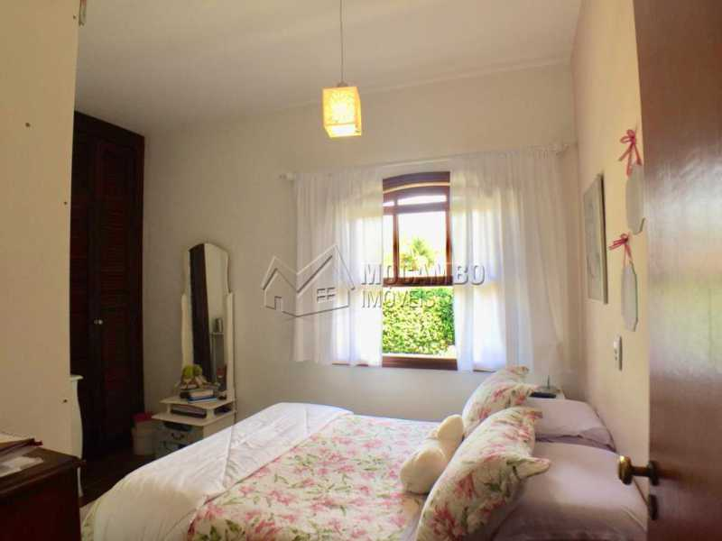 Dormitório - Casa em Condominio À Venda - Itatiba - SP - Ville Chamonix - FCCN40130 - 9