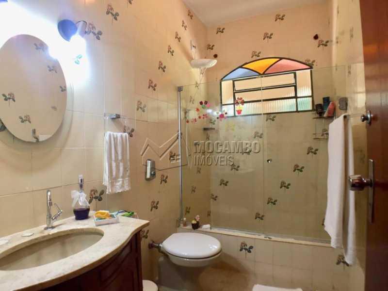 Banheiro - Casa em Condominio À Venda - Itatiba - SP - Ville Chamonix - FCCN40130 - 12