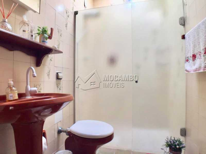 Banheiro  - Casa em Condominio À Venda - Itatiba - SP - Ville Chamonix - FCCN40130 - 16