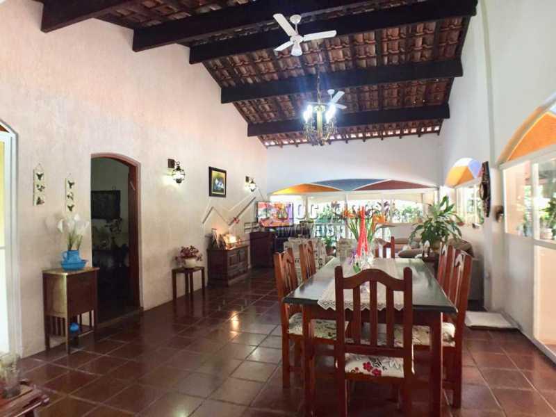 Sala - Casa em Condominio À Venda - Itatiba - SP - Ville Chamonix - FCCN40130 - 19