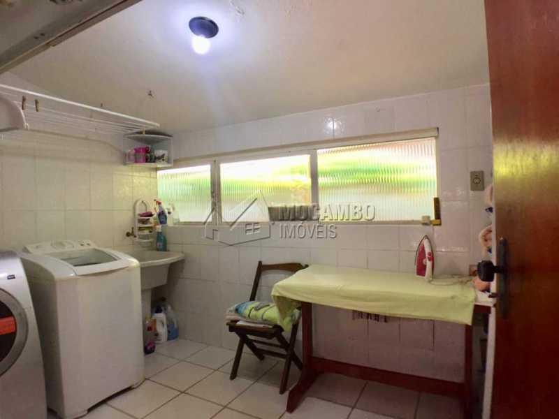 Lavanderia - Casa em Condominio À Venda - Itatiba - SP - Ville Chamonix - FCCN40130 - 20