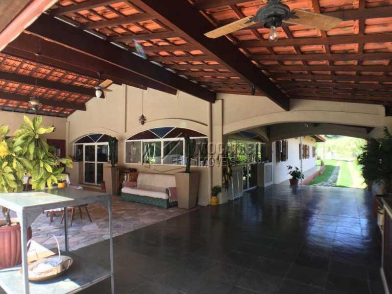 Varanda - Casa em Condominio À Venda - Itatiba - SP - Ville Chamonix - FCCN40130 - 27
