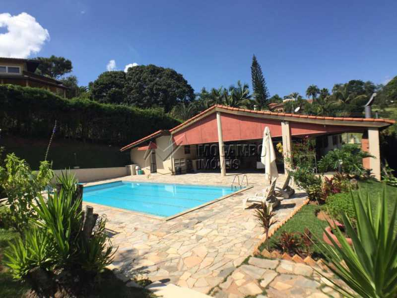 Área externa - Casa em Condominio À Venda - Itatiba - SP - Ville Chamonix - FCCN40130 - 30