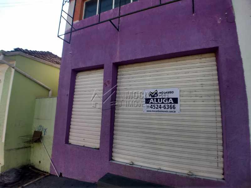 Fachada - Ponto comercial 60m² para alugar Itatiba,SP - R$ 1.400 - FCPC00065 - 1